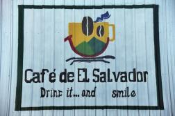 Coffee Elsavador Logo - CoffeeInside