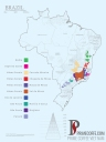 Word map coffee - Coffee in Brazil - CoffeeInside